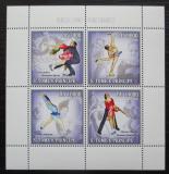 Poštovní známky Svatý Tomáš 2006 ZOH Turín Mi# 2734-37 Kat 12€