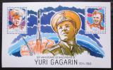 Poštovní známka Guinea-Bissau 2014 Jurij Gagarin Mi# Block 1237 Kat 8.50€