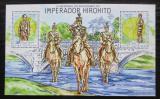 Poštovní známka Guinea-Bissau 2014 Císař Hirohito Mi# Block 1254 Kat 12€