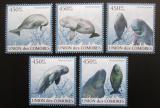 Poštovní známky Komory 2009 Dugong Mi# 2440-44 Kat 10€