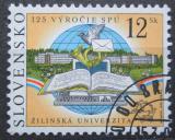 Poštovní známka Slovensko 1999 UPU, 125. výročí Mi# 344