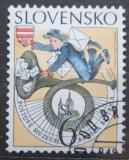 Poštovní známka Slovensko 2001 Poštovní muzeum v Banské Bystrici Mi# 408