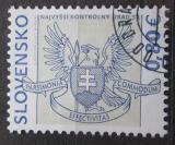 Poštovní známka Slovensko 2009 Nejvyšší kontrolní úřad Mi# 614