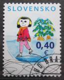 Poštovní známka Slovensko 2009 Vánoce Mi# 623