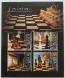 Poštovní známky Niger 2013 Šachy Mi# 2600-03 Kat 12€