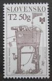 Poštovní známka Slovensko 2009 Bienále ilustrací Mi# 618
