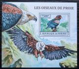 Poštovní známka Burundi 2013 Dravci Mi# Block 373 Kat 9€