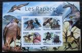 Poštovní známky Burundi 2011 Dravci eperf. Mi# Block 156 B