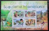 Poštovní známky Burundi 2011 Skauti Mi# Block 180 Kat 9.50€