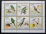 Poštovní známky Komory 2009 Vlha zelená Mi# 2352-56 Kat 9€