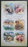 Poštovní známky Mosambik 2011 Luskouni a hrabáči Mi# 4959-64 Kat 12€