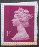 Poštovní známka Velká Británie 2013 Královna Alžběta II. Mi# 3387