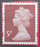 Poštovní známka Velká Británie 2013 Královna Alžběta II. Mi# 3389