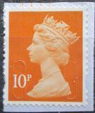 Poštovní známka Velká Británie 2013 Královna Alžběta II. Mi# 3390