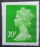 Poštovní známka Velká Británie 2013 Královna Alžběta II. Mi# 3391