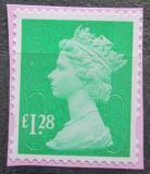 Poštovní známka Velká Británie 2012 Královna Alžběta II. Mi# 3251 Kat 3.20€