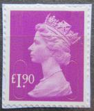 Poštovní známka Velká Británie 2012 Královna Alžběta II. Mi# 3252 Kat 4.80€