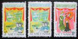 Poštovní známky Vietnam 1984 Přátelství s Kambodžou Mi# 1488-90 Kat 10€