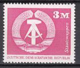 Poštovní známka DDR 1974 Státní znak Mi# 1967 Kat 5€