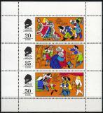Poštovní známky DDR 1975 Pohádky Mi# 2096-98