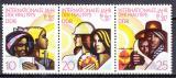 Poštovní známky DDR 1975 Mezinárodní den žen Mi# 2029-31