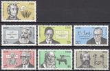 Poštovní známky DDR 1978 Osobnosti Mi# 2336-42