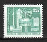 Poštovní známka DDR 1980 Výstavba v DDR Mi# 2521