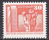 Poštovní známka DDR 1981 Výstavba v DDR Mi# 2588