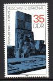 Poštovní známka DDR 1982 Válečný památník Mi# 2735