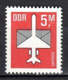 Poštovní známka DDR 1985 Letecká pošta Mi# 2967 Kat 5€