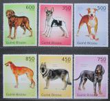Poštovní známky Guinea-Bissau 2010 Psi Mi# 5065-70 Kat 14€