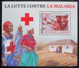 Poštovní známka Burundi 2013 Boj proti malárii Mi# Block 356 Kat 9€