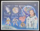 Poštovní známky Džibutsko 2000 Průzkum vesmíru Mi# 780-85 Kat 11€