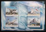 Poštovní známky SAR 2012 Concorde Mi# 3807-10 Kat 14€