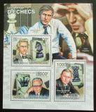Poštovní známky SAR 2011 Světoví šachisti Mi# 3144-46 Kat 12€