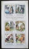 Poštovní známky Mosambik 2011 Netopýři Mi# 4945-50 Kat 12€