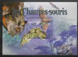 Poštovní známka SAR 2011 Netopýři Mi# Block 719 Kat 9.50€