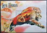 Poštovní známka SAR 2011 Lvi Mi# Block 721 Kat 9.50€