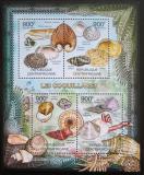 Poštovní známky SAR 2012 Mušle Mi# 3647-50 Kat 16€