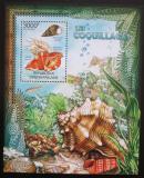 Poštovní známka SAR 2012 Mušle Mi# Block 945 Kat 14€