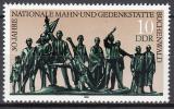 Poštovní známka DDR 1988 Válečný památník Mi# 3197