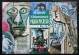 Poštovní známka Guinea-Bissau 2013 Umění, Pablo Picasso Mi# Block 1186 Kat 12€