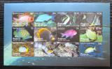 Poštovní známky Penrhyn 2012 Ryby TOP SET Mi# 694-705 Bogen Kat 110€