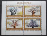 Poštovní známky Togo 2010 Baobab Mi# 3394-97 Kat 8.50€