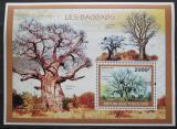 Poštovní známka Togo 2010 Baobab Mi# Block 490 Kat 8€