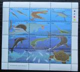Poštovní známky Svatý Vincenc 1994 Dinosauři Mi# 2721-32 Kat 11€