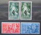 Poštovní známky Fernando Poo 1964 Den známek Mi# 231-34