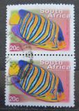 Poštovní známky JAR 2000 Pomec paví pár Mi# 1287