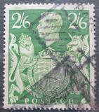 Poštovní známka Velká Británie 1942 Král Jiří VI. Mi# 228