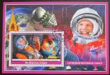 Poštovní známka Burkina Faso 2019 Jurij Gagarin Mi# N/N